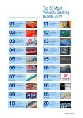top 10 most valuable banking brands in the world - Brand Finance - Page 5