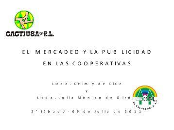 uploaded/archivos/LA PUBLICIDAD EN LAS ... - Cactiusa