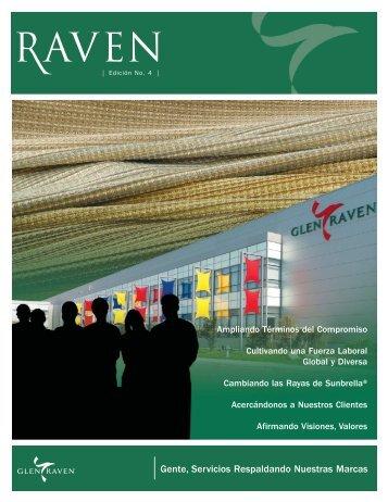 Raven Edición No. 4 - Glen Raven, Inc