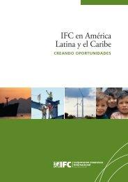 IFC en América Latina y el Caribe