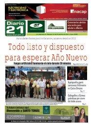 Lanzaron el Dakar - Diario 21