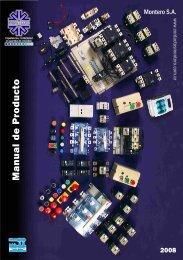 Manual de Producto - Montero SA