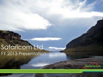 Safaricom Ltd