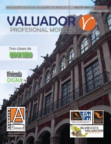 Vivienda - Colegio de Valuadores de Morelos