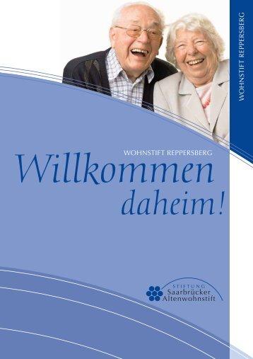 wohnstift reppersberg - Stiftung Saarbrücker Altenwohnstift