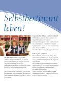 wohnstift reppersberg - Stiftung Saarbrücker Altenwohnstift - Seite 5