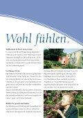 wohnstift reppersberg - Stiftung Saarbrücker Altenwohnstift - Seite 7