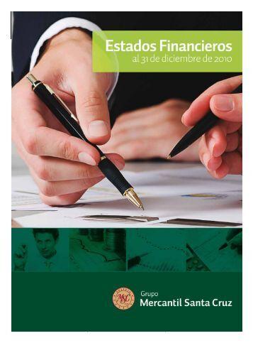 directores y ejecutivos índice - Banco Mercantil Santa Cruz
