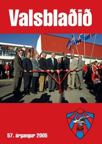 Valsblaðið 2005 - Valur
