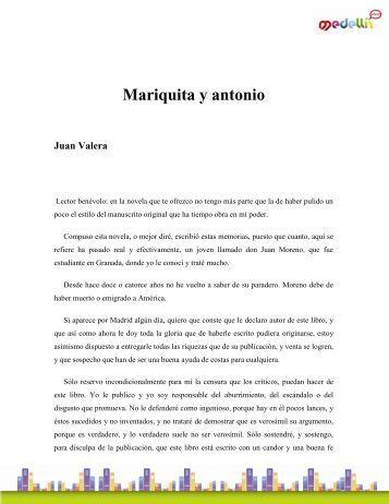 Valera_Juan-Mariquita Y Antonio