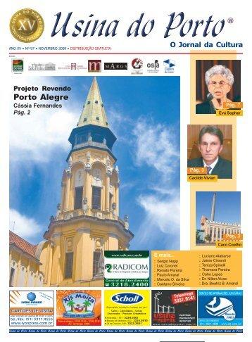 Porto Alegre - Usina do Porto