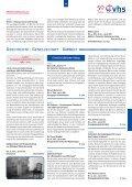 Programm Herbst/Winter 2012/2013 - Volkshochschule Saarlouis - Seite 7
