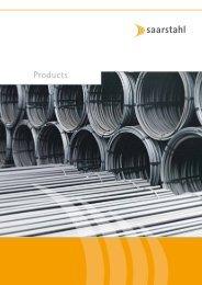 Products - Saarstahl AG