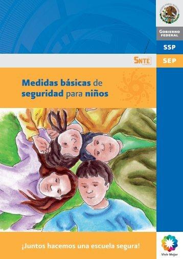 Medidas básicas de seguridad para niños - Conade