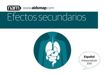 Efectos secundarios - Aidsmap