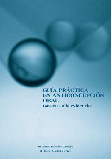 guía práctica en anticoncepción oral - Sociedad Española de ...