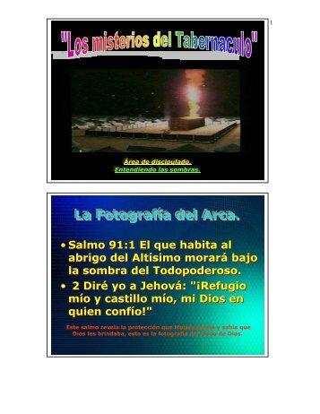 el ministerio del tabernaculo - Llamados a Conquistar