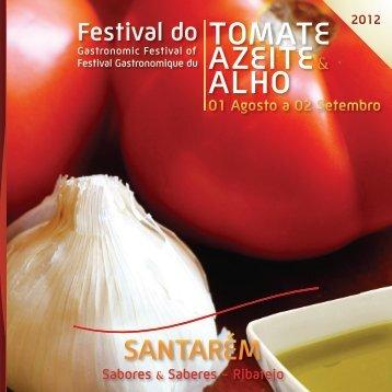 TOMATE AZEITE ALHO - Agrotec
