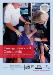 Emergencias en el Consultorio - Dentegra - Educación Continua