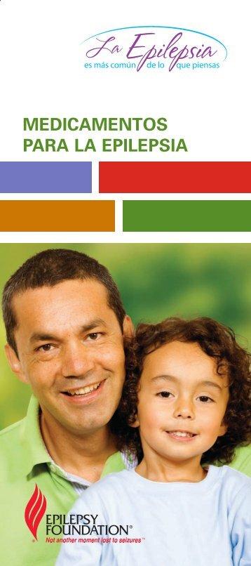 Medicamentos para la epilepsia - Epilepsy Foundation