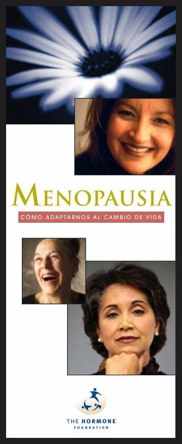 Menopausia: Como adaptarse al cambio de vida
