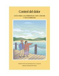Control del dolor - Cancer Pain Release