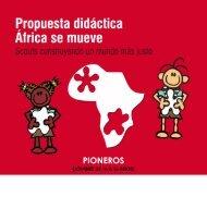propuesta didáctica África se mueve - Publicaciones de ScoutSur ...