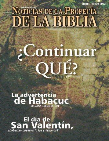 San Valentín, de Habacuc - COGwriter.com