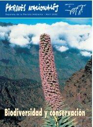 Separata de la Revista Ambienta. Parques Nacionales - Hispagua