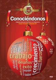 Revista - Los 5 Hispanos SA