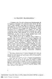 La fijación fraseológica - Centro Virtual Cervantes