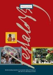 Edición abril 2012 (formato PDF; 2,47 MB) - Colegio Pestalozzi