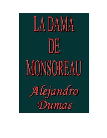Alejandro Dumas - La dama de Monsoreau - v1.0.