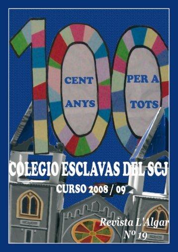 El Centenario - Esclavas del Sagrado Corazón de Jesús