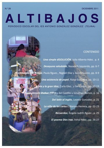 altibajos - Gobierno de Canarias