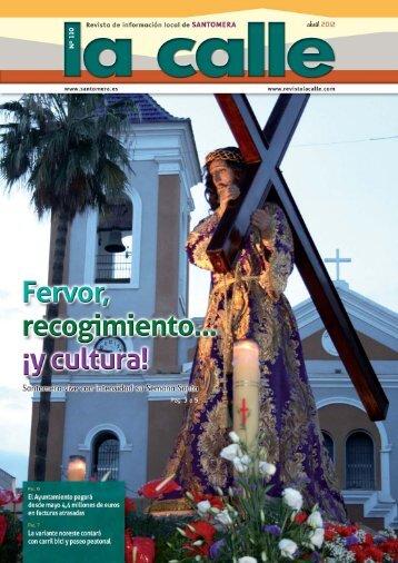 Próxima estación: Santomera - Revista La Calle