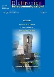 Agosto 2008 - Rai - Centro Ricerche e Innovazione Tecnologica ...