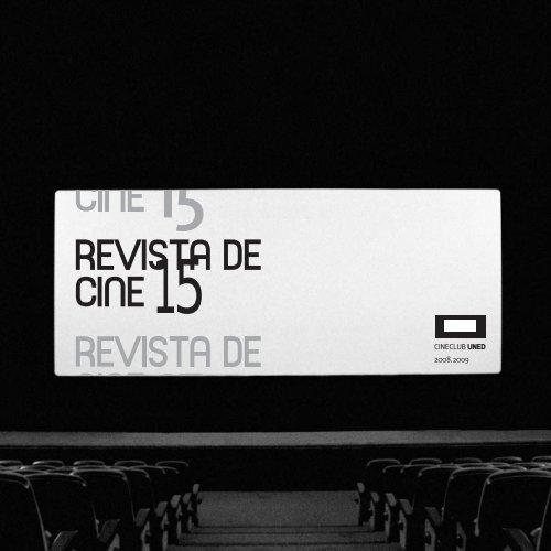 Revista Cineclub Unedmaquetación 1