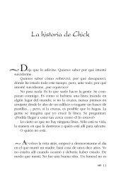 Lee el primer capítulo - Maeva