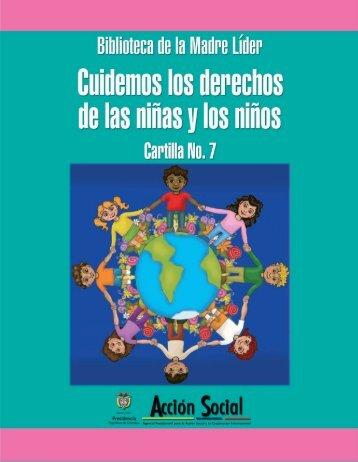 ¿Qué es la Convención sobre los derechos de las ... - Acción social