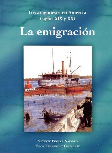 Los aragoneses en América - Universidad de Zaragoza
