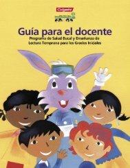 Un programa de salud bucal y alfabetización temprana ... - Colgate