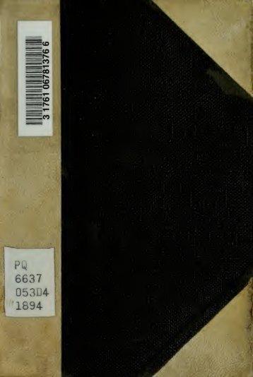 De ayer. Colección de poesías premiadas e inéditas