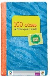 100 cosas de México para el mundo - Semarnat