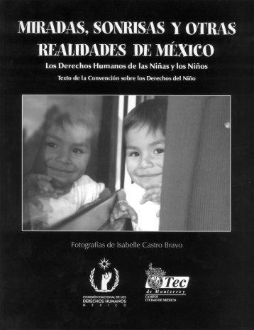 Miradas, sonrisas y otras realidades de México - Conapred