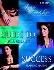 GUIA AL EXITO - Jewels By Park Lane