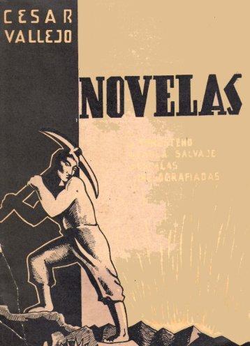 Novelas: El tungsteno; Fabla salvaje; Escalas ... - Biblioteca
