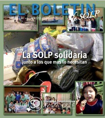 La SOLP solidaria