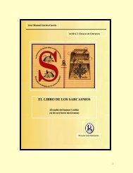 EL LIBRO DE LOS SARCASMOS - NMSU Web Hosting