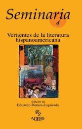 Vertientes de la literatura hispanoamericana - Adehl